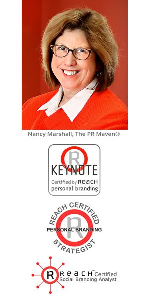 Nancy Marshall and Reach certifications
