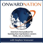 Onward Nation podcast logo